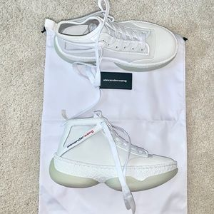 AUTHENTIC ALEXANDER WANG SNEAKERS